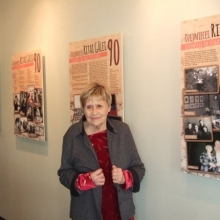 Rita Gāle Tukuma bibliotekā