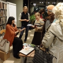 Tikšanās ar Inesi Prisjolkovu