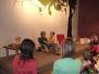 Tikšanās ar Eviju Gulbi un Lindu Lošinu